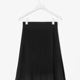COS - FLARED HEM SKIRT