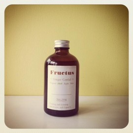 Fructus - Herb Ginger Cordial