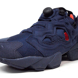 "Reebok - INSTA PUMP FURY OG TECH ""TECH SERIES"" ""LIMITED EDITION"" NVY/ORG"