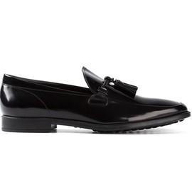 TOD'S - tassel loafer 5