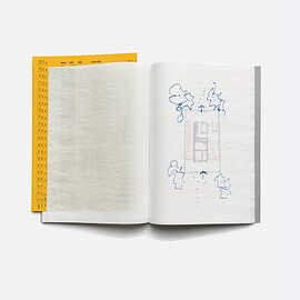 Atelier YUL - TRACE NOTEBOOK 4-PACK