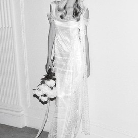 WEDDING - alberta ferretti dress