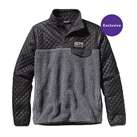 Patagonia - Women's Mixed Snap-T Pullover Forge Grey