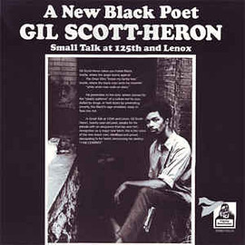 Gil Scott-Heron ‎ - Small Talk At 125th And Lenox (Vinyl, LP)