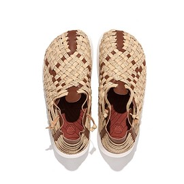 Malibu sandals x Missoni - latigo straw/whiskey