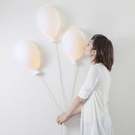 Griffin Yang, Cheney Tseng - Balloon Lamp