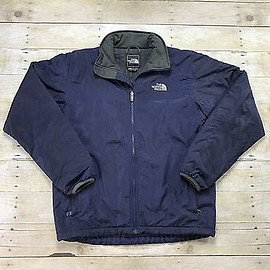 THE NORTH FACE - The North Face Fall 2007 Navy Blue Outdoors Jacket Mens Streetwear Size Small