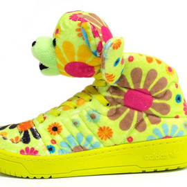 adidas - adidas JS BEAR 「adidas Originals by JEREMY SCOTT」 「LIMITED EDITION for DESIGN COLLABORATIONS」