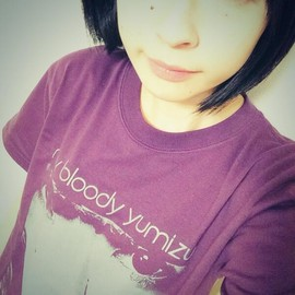 No brand - lyrical school ブートTシャツ my bloody yumizu