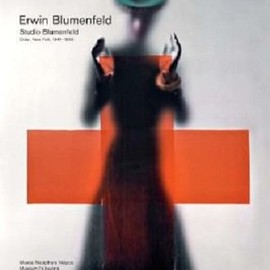 Erwin Blumenfeld - Erwin Blumenfeld: Blumenfeld Studio; Color, New York, 1941-1960