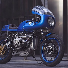 Untitled Motorcycles - BMW R80 Mono