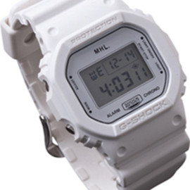 MHL. - G-SHOCK / 030 White
