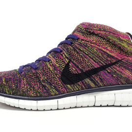 "NIKE - FREE FLYKNIT CHUKKA ""LIMITED EDITION for NONFUTURE"""