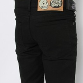 CHEAP MONDAY - Tight OD Black