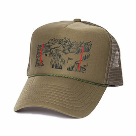 Mountain Standard - RIGHT IN MY BACKYARD TRUCKER HAT