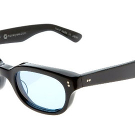 EFFECTOR, NEIGHBORHOOD, honeyee.com - TRAMP blue glass