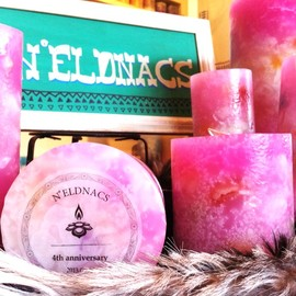 Candle JUNE - N゜ELDNACS 4th anniversary Candle