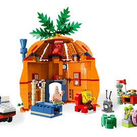 LEGO - Sponge Bob/3834 Good Neighbors at Bikini Bottom