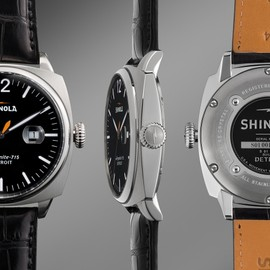 Shinola - THE BRAKEMAN 46mm