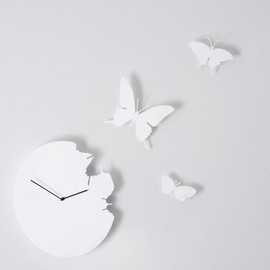 Diamantini & Domeniconi - Butterfly White