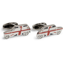 Paul Smith Shoes & Accessories - Union Jack Mini T-Bar Cufflinks