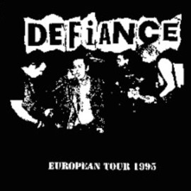 Defiance - European Tour 1995
