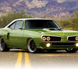 Dodge - CORONET SUPER BEE 1970 MPC