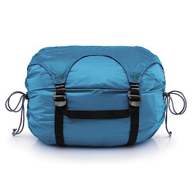 gobigear - Mineral Blue HOBOROLL™ compression stuff sack.