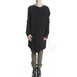 Rad Hourani - Snap Knit Cardigan