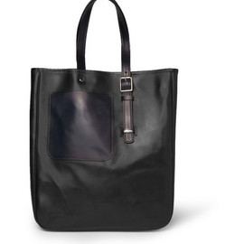 Bill Amberg - Hunter Leather Tote Bag