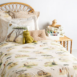 ZARA HOME KIDS - Kids Safari Bed Linen
