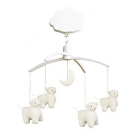 Trousselier - Baby Mobile Sheep 1