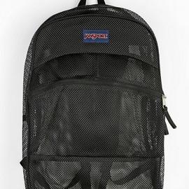 urban outfitters - JANSPORT mesh backpack