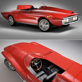 Chrysler - 1960 Chrysler Concept