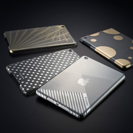 Trinity - Floating Pattern Cover Set for iPad mini