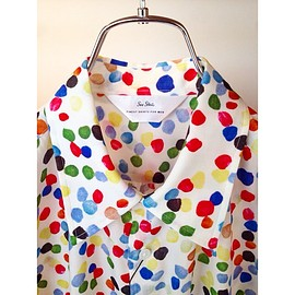 "soe shirts - soe shirts 15-16 FALL WINTER Collection""Benjamin Dots"""