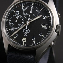 CWC - CWC  Mechanical chronograph dated watch
