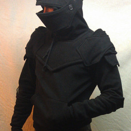 Dread Knight Armored Hoodie