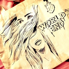 LiLy - world end bag
