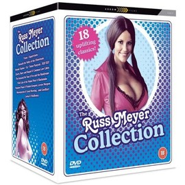 A CLEAN BREAST!: THE LIFE AND LOVES OF RUSS MEYER, THE RURAL FELLINI... HIS FILMS, FANTASIES UND FRAULEINS - COMPLETE IN THREE VOLUMES
