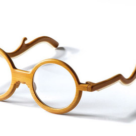 Yli Collection - bamboo glasses