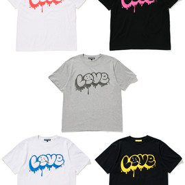 SANTASTIC! - LOVE Tee(ラヴTシャツ)