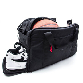 DSPTCH - Gym/Work Bag - Black