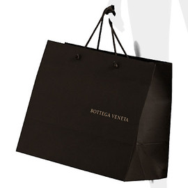 BOTTEGA VENETA - shopper paperbag