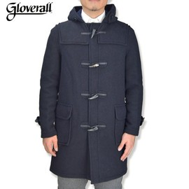 gloverall グローバーオール - gloverall グローバーオール ニットダッフルコート KNIT DUFFLE COAT 920 Made in England(英国製)