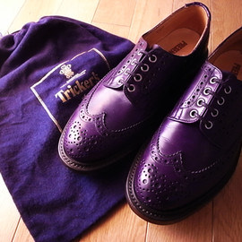 Tricker's - For PRESENT