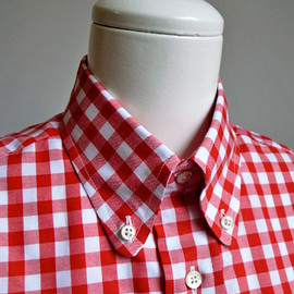 INDIVIDUALIZED SHIRTS - Round Collar B.D.