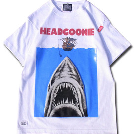 HEADGOONIE - SHARK ATTACK! T-shirts