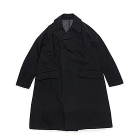 TEATORA - Device Coat U-Black