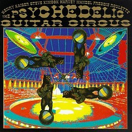 Various artists - Psychedelic Guitar Circus